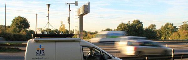 Bandeau de la page 'Air Breizh vous informe sur la qualité de l'air