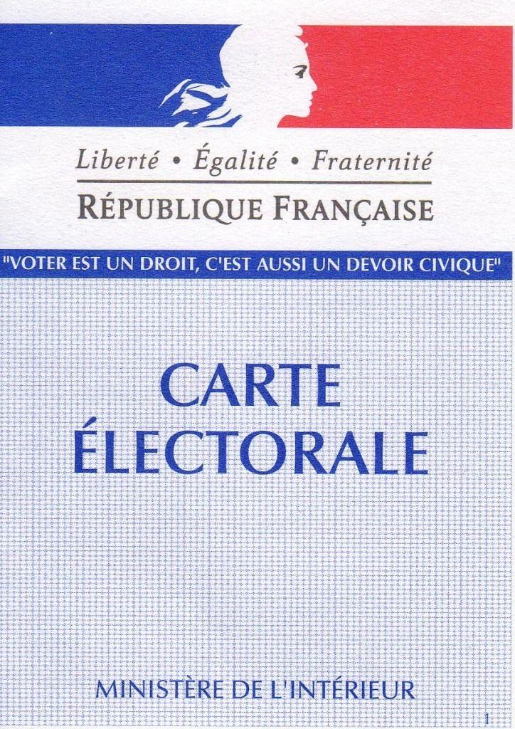 Bandeau de la page 'LISTES ELECTORALES