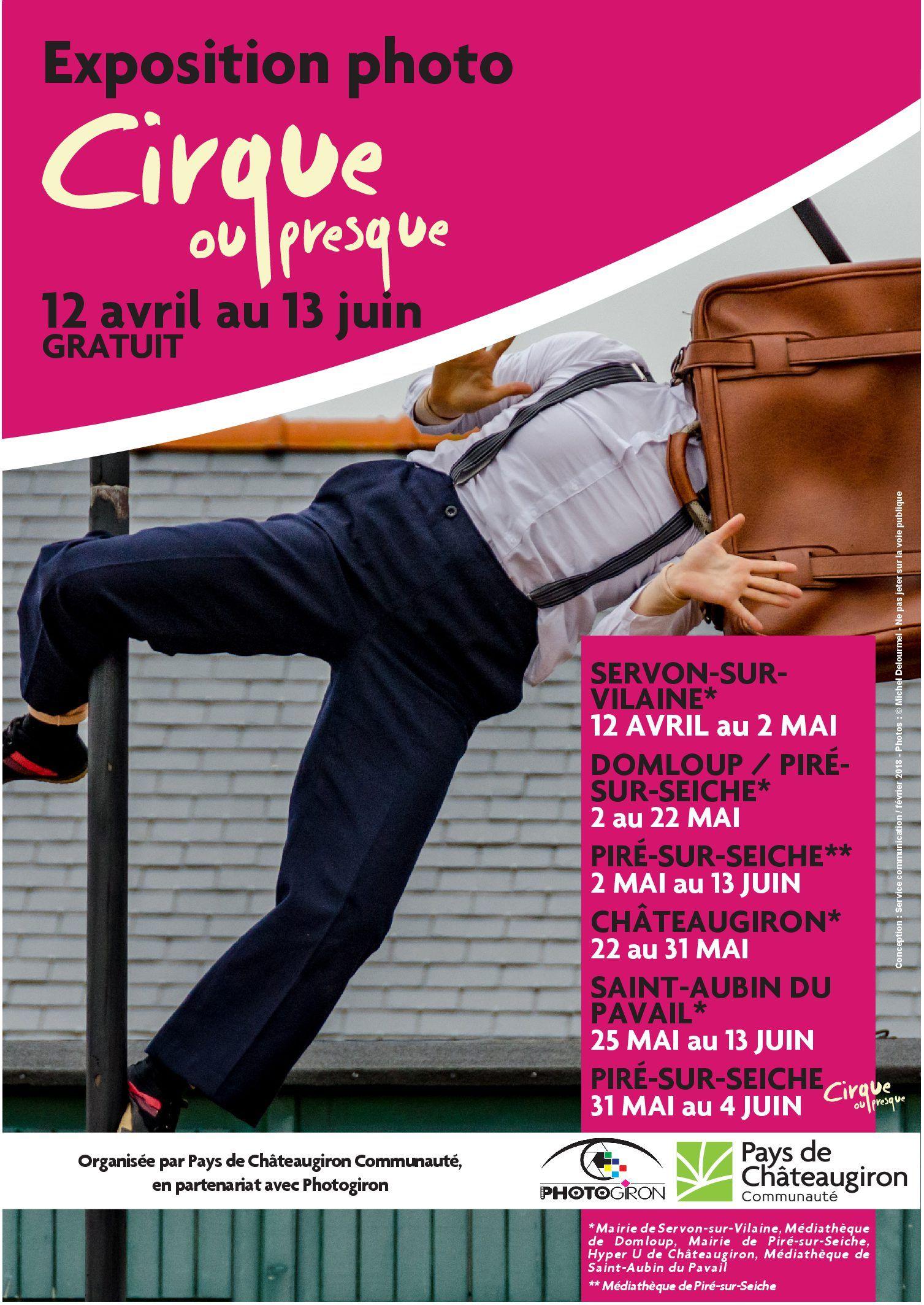 Affiche Expo itinérante 2018 V3